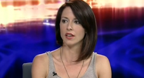 Former RT Host Abby Martin Sues State of Georgia for Requiring Pledge of Allegiance to Israel
