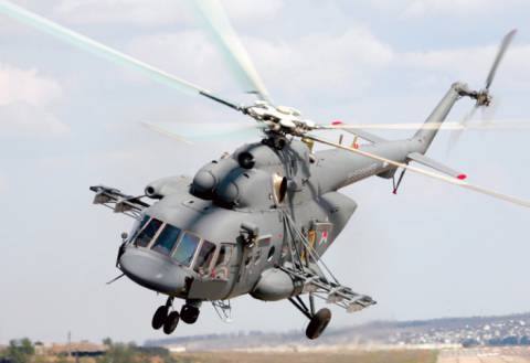 Russian Military to Get 'Terminator' Helicopter for Trials in the Arctic