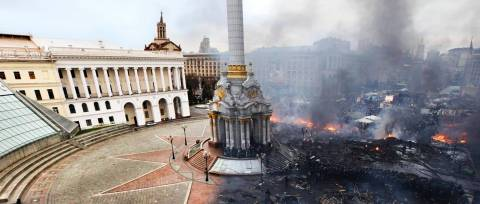 Ukraine Before and After US Democracy