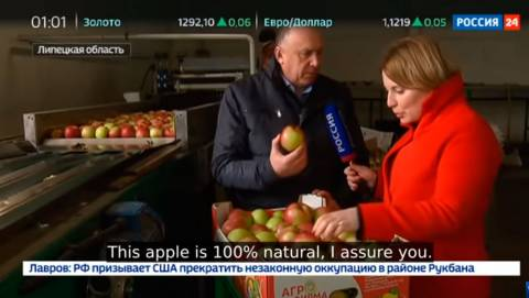 Good Profile of Russia's Booming Agricultural Black Earth Heartland – Lipetsk (Russian TV)