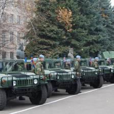 As Ukraine rages next door, Moldova is building up arms