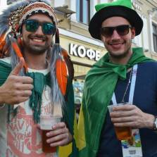 Beer Shortages in Russia as World Cup Fans Drink Cities Dry