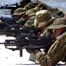 2,500 servicemen from Canada, the Czech Republic, Estonia, Hungary, Germany, Lithuania, Luxemburg, the UK and the US are taking part in the Iron Sword 2014 military drill in Lithuania, November 2-14