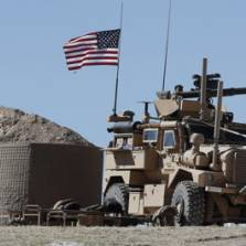 US Military Accuses Russia of Jamming Its Troops in Northern Syria