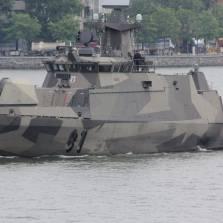 Finnish missile boat Tornio | Photo: Wikipedia