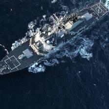 US Warships Converging to Syria Striking Distances