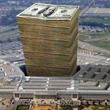 Pentagon's Record $700 Billion Budget Is Financed Entirely by Debt