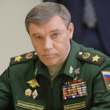 What Was Russia's Chief of General Staff Doing in Berlin in Talks With Merkel?