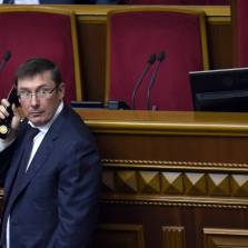 Guess he won't be investigating Petro Poroshenko