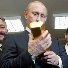 Russia Added a Record 223 Tons of Gold to Reserves in 2017