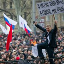 Украина: Кто на кого напал?