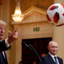 Trump Taunts Russia-Haters, Says Will Meet Putin Again, Blasts Media as 'Enemy of the People'
