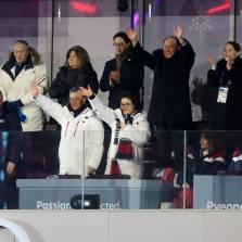 US Vice President Disrespects United Korean Team at Olympics Opening