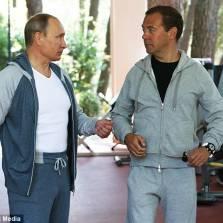 Погубят ли модные треники Путина экономику России?