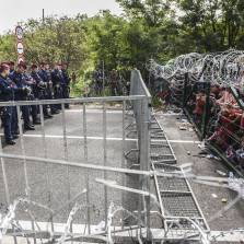 Hungary Put Up a Border Wall to Keep Out Non-White Invaders - and It Works Great!