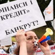 Украинский дефолт ударит по Европе сильнее греческого