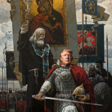 Blessed Are the Peacemakers: Donald Trump and Vladimir Putin
