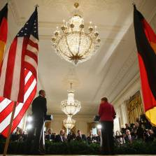 The strengthening of German influence has necessitated that Russia, the United States and some other countries more intensively lobby their interests in Europe through Germany, which, in turn, had to learn to articulate and defend its national position.