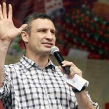 "Given that Vitali Klitschko ran for mayor on a ""clean hands"" campaign, promising to stamp out corruption - and given that the transactions involve several of his close associates"