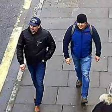 Petrov and Boshirov Are Likely Private Courier-Security Guys Transporting Valuable Documents for Russian Billionaires
