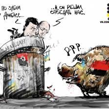 Александр Бригинец: Путин финансирует