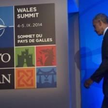 Sign of an internal NATO dispute, or golf trip?