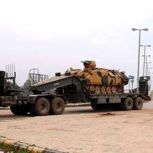 Turkey Sets up 2nd Base in Rebel-Held Syria, Blocking off Syrian Army Offensive