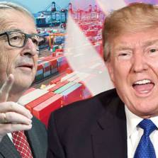 Trump Says EU as Much a 'Global Foe' of the US as Russia, China
