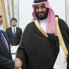 An Oil Storm Is Coming, and Russia, the Saudis and Iran Hold All the Cards
