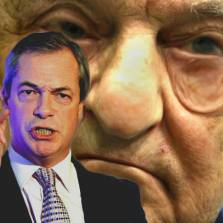 Farage Slams Soros $30 Billion Anti-Democracy Fund
