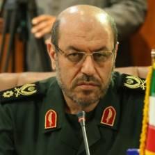 Iranian Def. Minister Hossein Dehqan