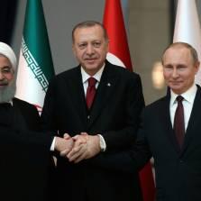 Russia, Iran and Turkey Strengthen Anti-Terrorist Alliance in Syria