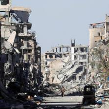 Moral High Ground? In US-'Liberated' Raqqa the UN Saw Destruction Like Nowhere Else in Syria