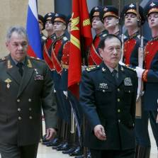 China's Defense Minister in Moscow: 'America Must Know How Close Chinese and Russian Armies Are'