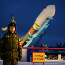 The effort of all mankind is to prevent the transition to full-scale war in outer space   Photo: mil.ru