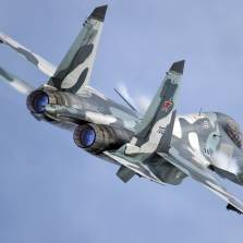Russia May Develop a Fifth Generation Su-35 for India