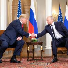 The Vlad and Donald Show – A Glorious Blow for Peace!