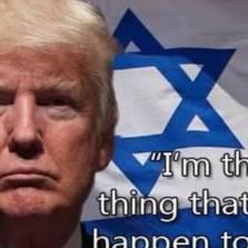 Trump Is Israel's 'Useful Idiot'
