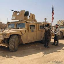 US Marines Conduct Major Drills With Rebels in Southern Syria