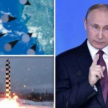 Putin Revealed Russia's New Weapons to Deter an Imminent US Attack