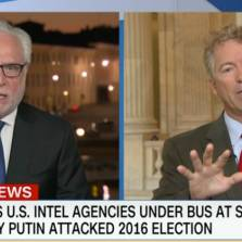 Watch Trump Ally, Rand Paul Humiliate CBS News Hacks on Their Own Show, Hammer Hysterical Wolf Blitzer on CNN