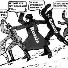 A Tangle of Alliances Started WW1 - They're Baaaaaack!