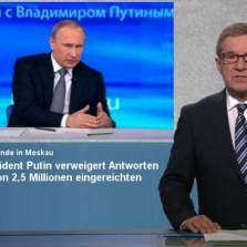 Shocking: Putin ignores 2.499.920 questions!