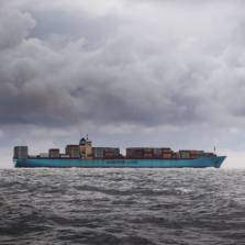 A Container Ship Is Sailing Through Russia's Arctic Passage for the First Time