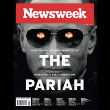 Hating on Putin by Jewish Owned Media - Update 2: NEWSWEEK, THE ECONOMIST, TIME