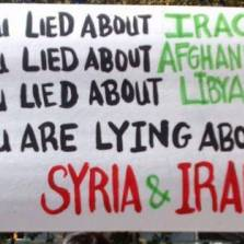List of Protests Against Syria Bombing in Next 7 Days in Dozens of US Cities - SHARE!