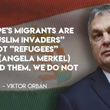 'We're Building a Christian Democracy, Not 1 Cent for Migrants!' - Hungary PM Viktor Orban