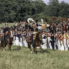 The Largest Reenactment in Europe as Russians Mark the 1812 Borodino Battle vs Napoleon (PHOTOS)