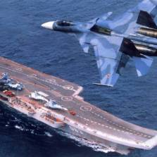 Forget Super-Carriers. At Most Russia Could Do With a Light Carrier for the Mediterranean.