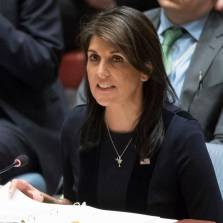 Haley: World Must Punish Russia or They'll Chemical Attack New York City Next